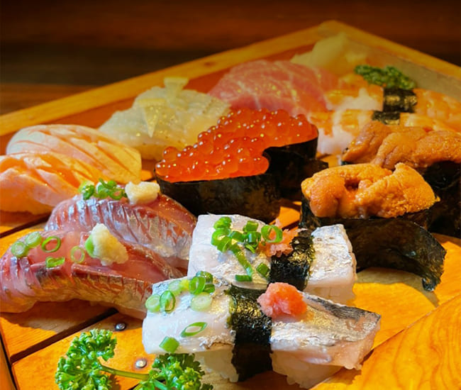 寿司の画像